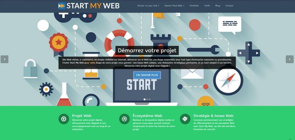 Start My Web, Agence Web de proximité